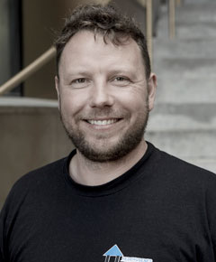 Direktør Brian Hovmand